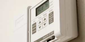 Install the Smart Thermostat's New Faceplate