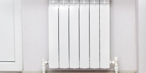 Identify which radiators need bleeding