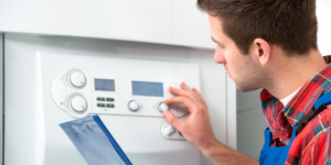 What is a boiler service